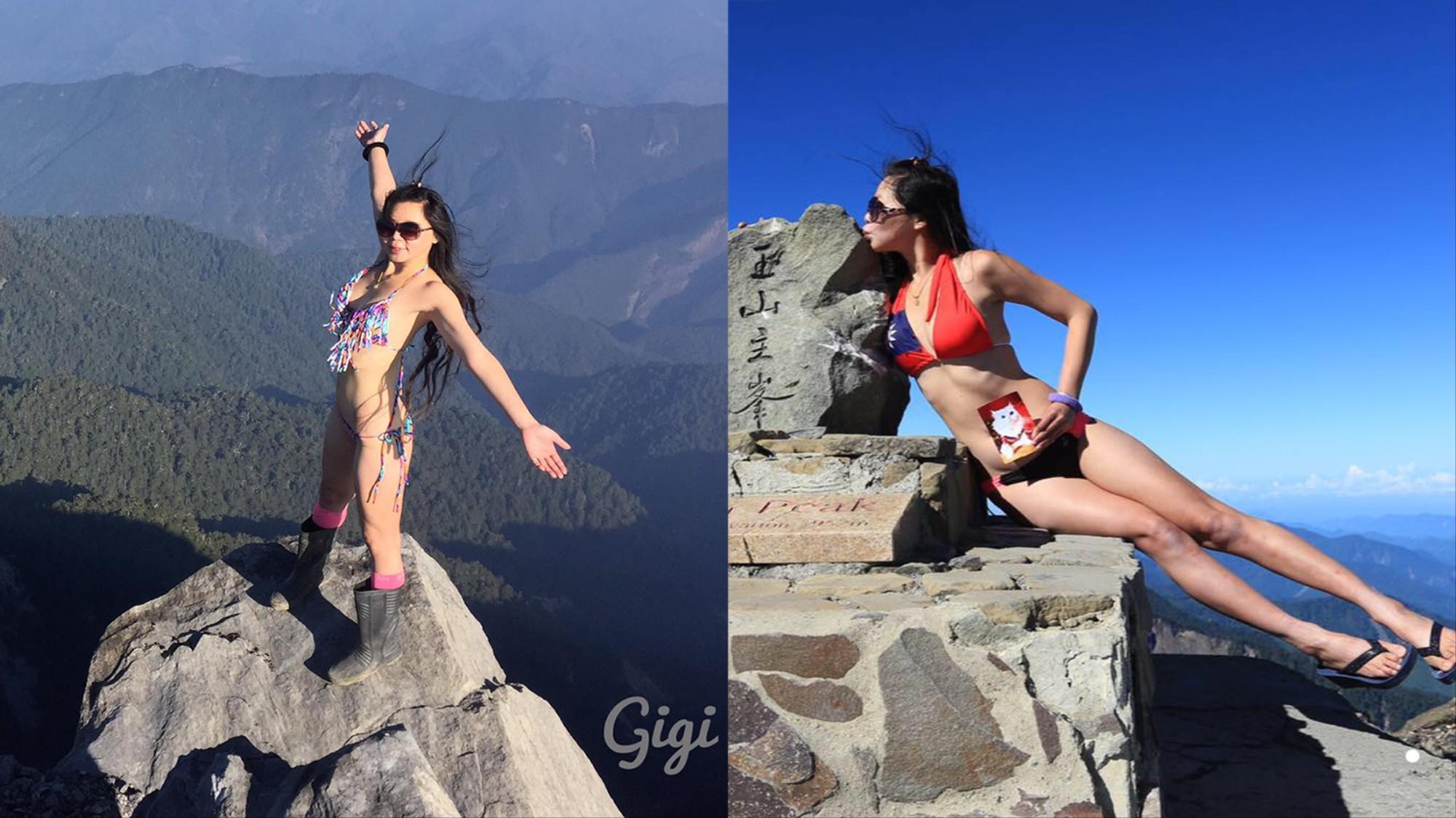 Woman Known as 'Bikini Hiker' Freezes to Death on Mountain