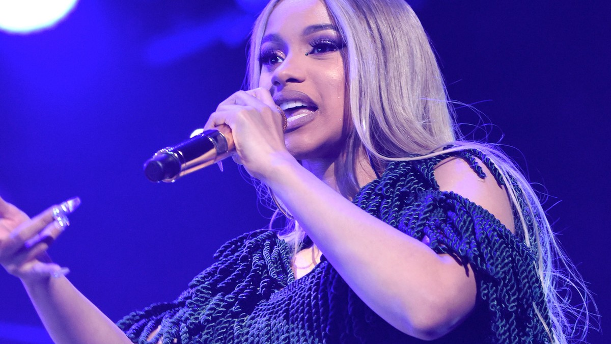 Cardi B Owns Another Conservative Critic — This Time a