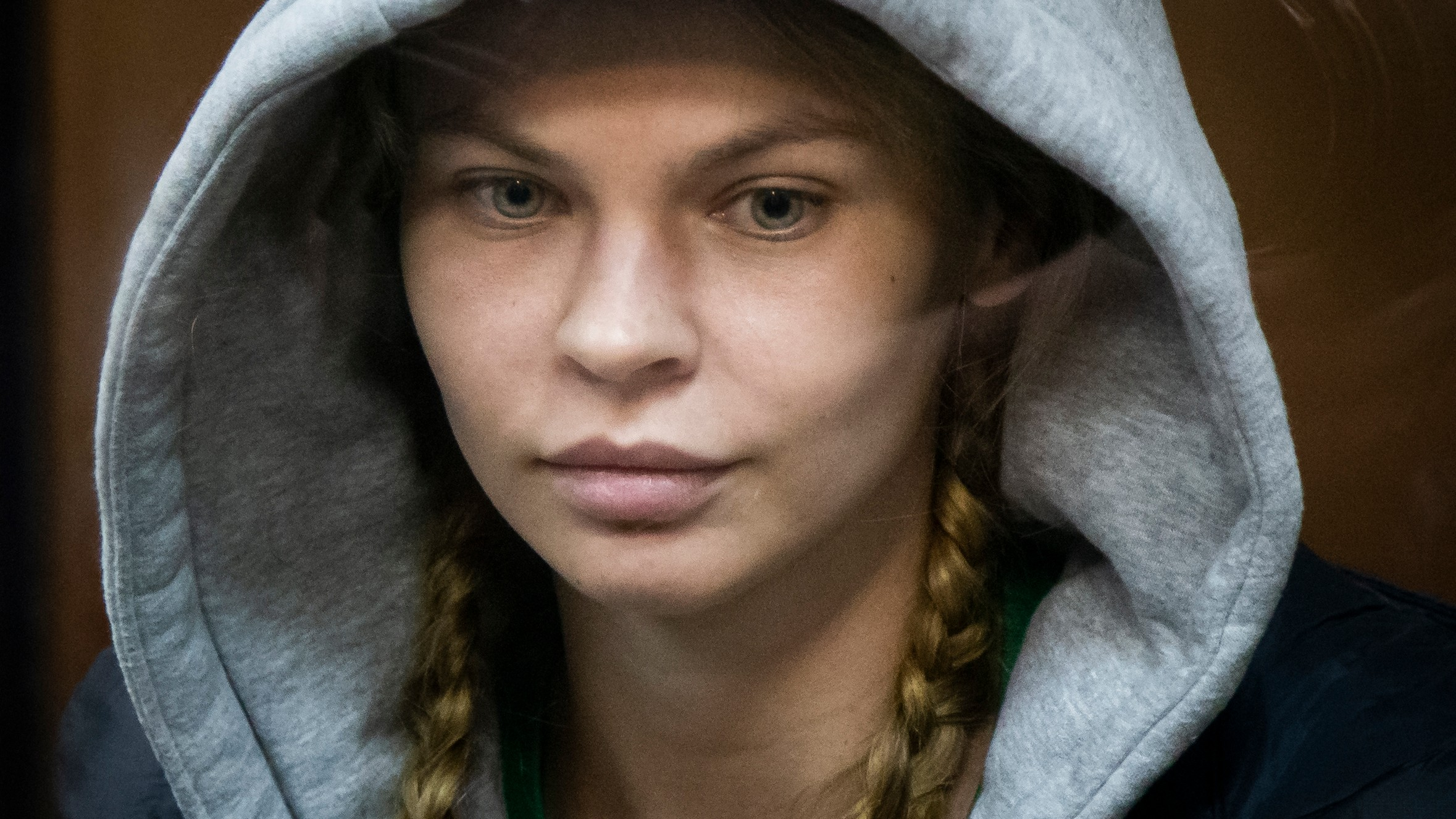 "The ""sex huntress"" has been let go by Russian cops and is planning a press conference"