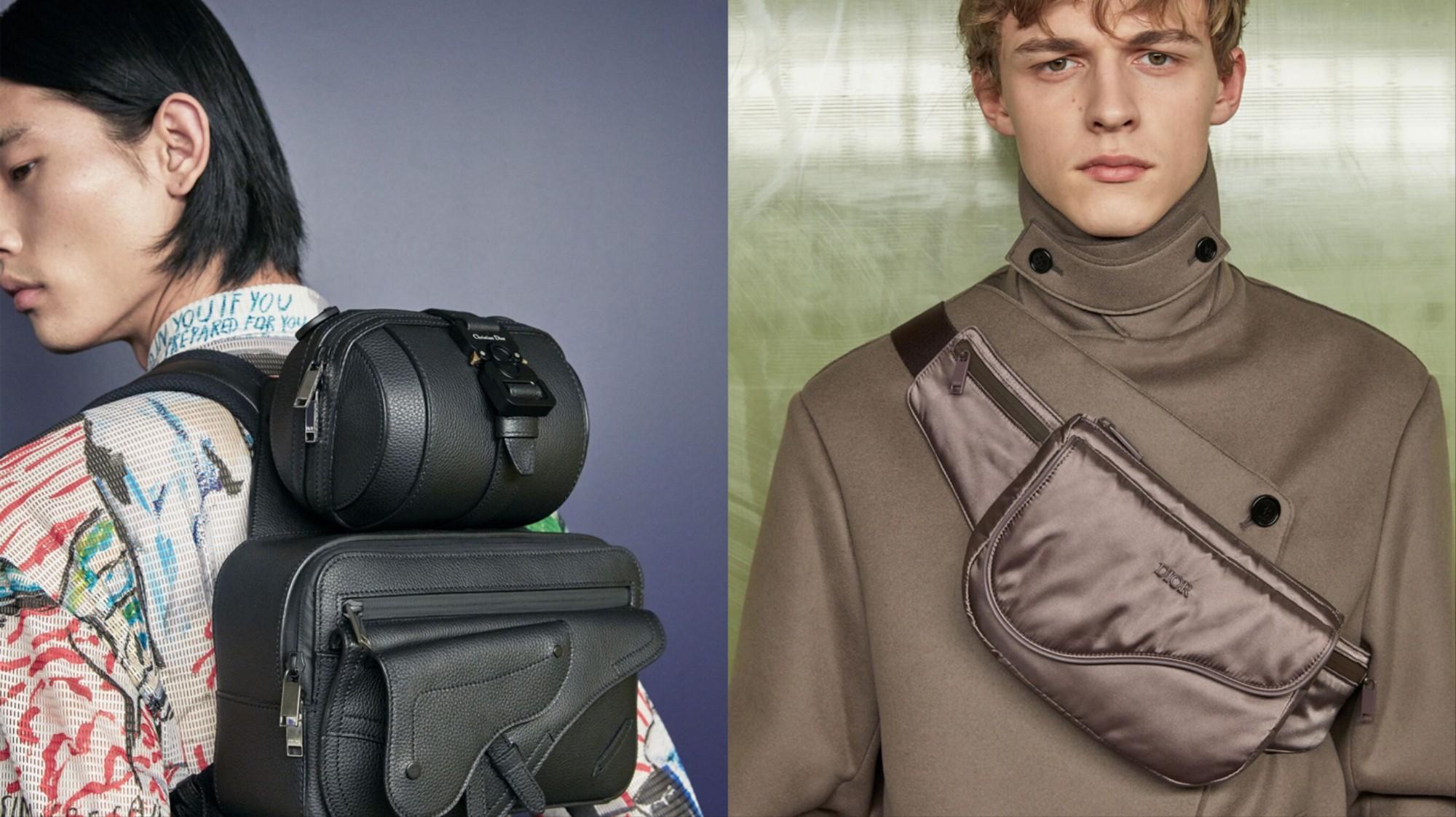 Chez Dior Homme, Kim Jones Continue de Réinventer le Saddle