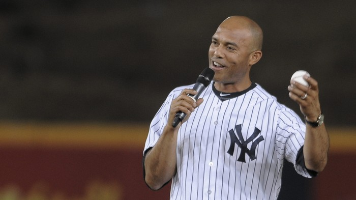 Watch Mariano Rivera and Family Lose it Over Unanimous Hall of Fame Induction