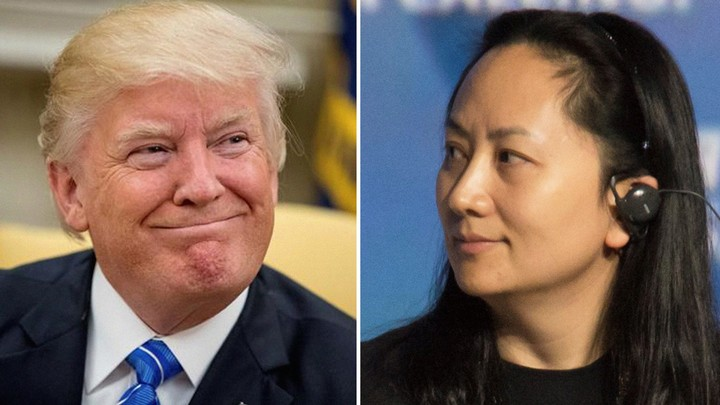 Huawei Executive Has 'Strong' Case Against Extradition Thanks to Donald Trump, Canadian Diplomat to China Says