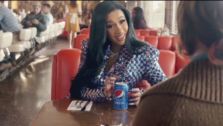 Cardi B's Super Bowl Pepsi Ad Is Kind of a Big Deal