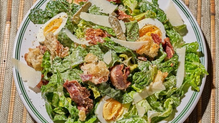 Miso Caesar Salad Recipe