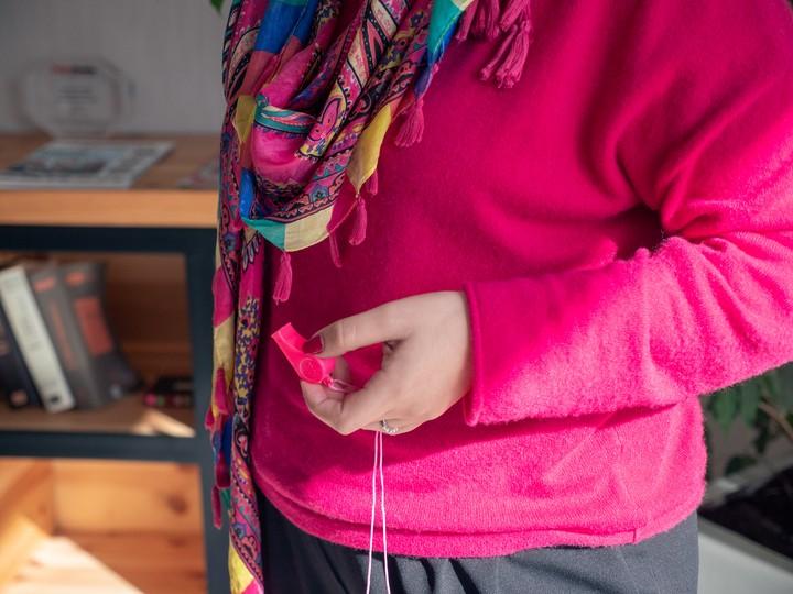 Au Maroc, le sifflet est une nouvelle arme contre le harcèlement