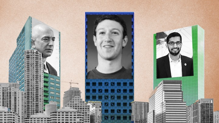 Tech Giants Want to Solve the Housing Nightmare They Helped Create