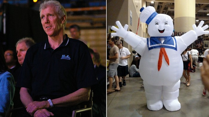 Bill Walton Was in the Original 'Ghostbusters'