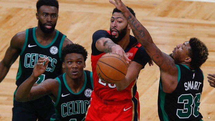 With Anthony Davis, New Orleans Needs to Wait for Boston