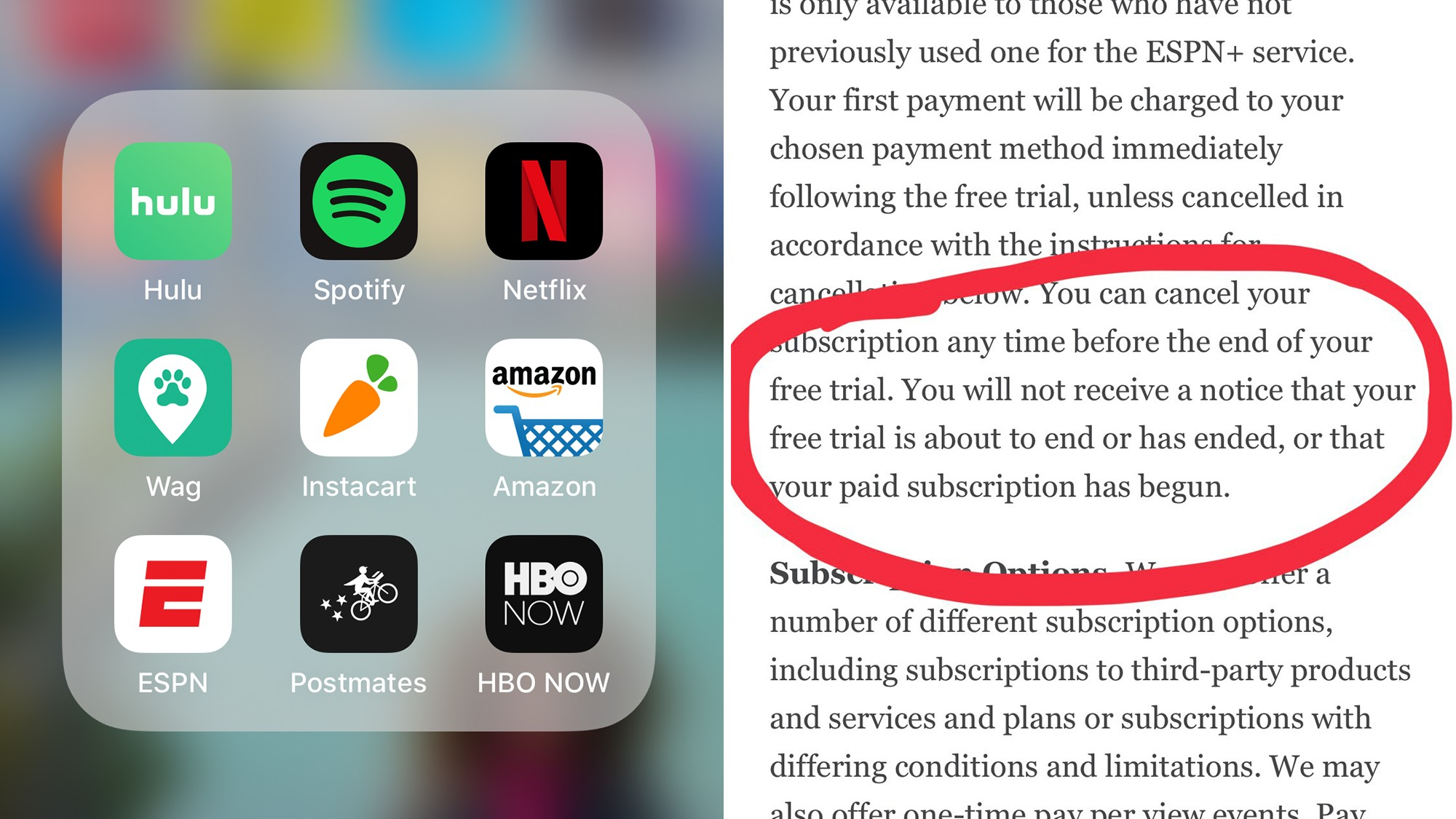 How to Cancel a Free Trial Before You Get Billed - VICE