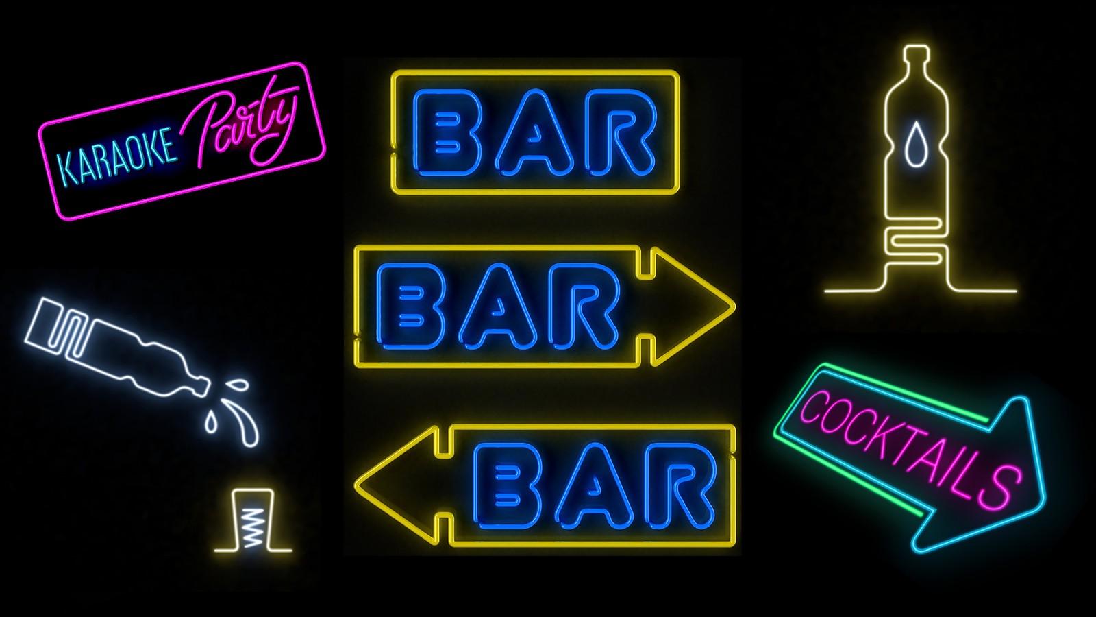 Ist eine Bar ohne Alkohol noch eine Bar?