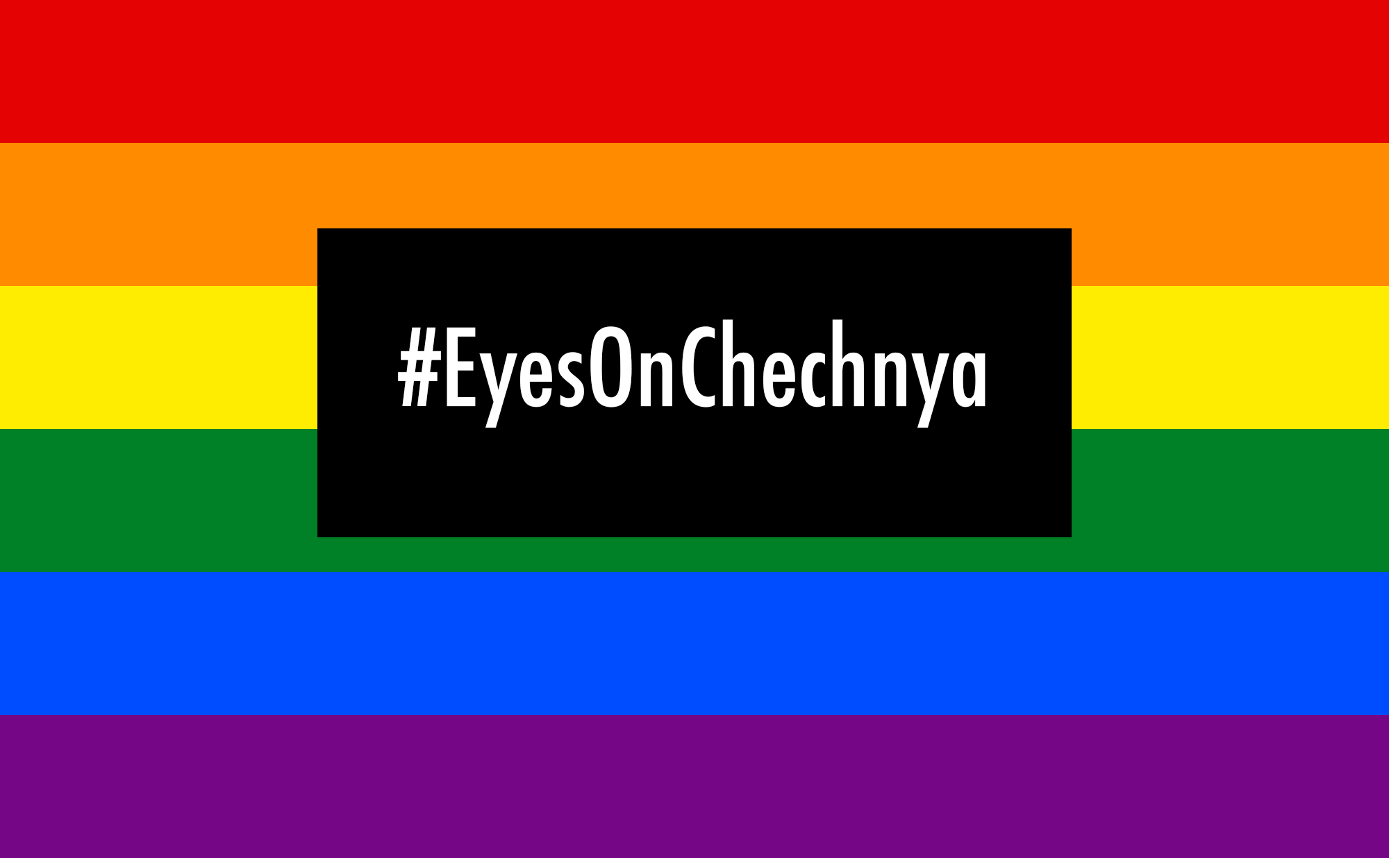 Whats Really Happening In Chechnya Right Now I D