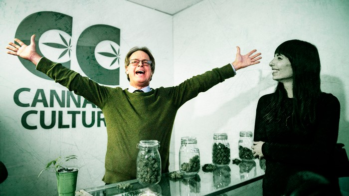 'Prince of Pot' Marc Emery responds to VICE News investigation on sexual misconduct