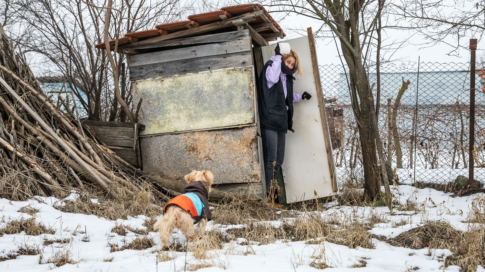 Staying in the Freezing Romanian Countryside Showed Me How People Live Without Plumbing