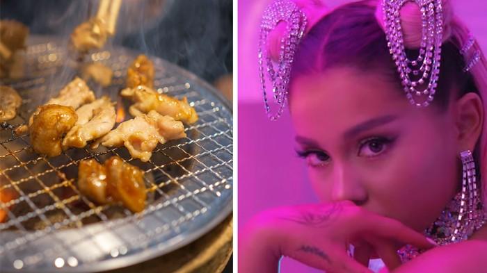 """Holzkohlegrill"" statt ""Seven Rings"": Ariana Grande lässt sich falsches Tattoo stechen"
