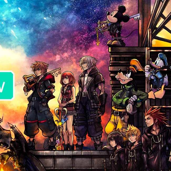 7233d983a12c Kingdom Hearts III' is a Big, Beautiful Mess - VICE