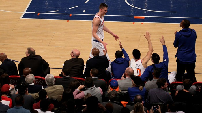 Knicks Trade Kristaps Porzingis, Change NBA Forever