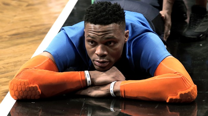 What is Going on With Russell Westbrook?