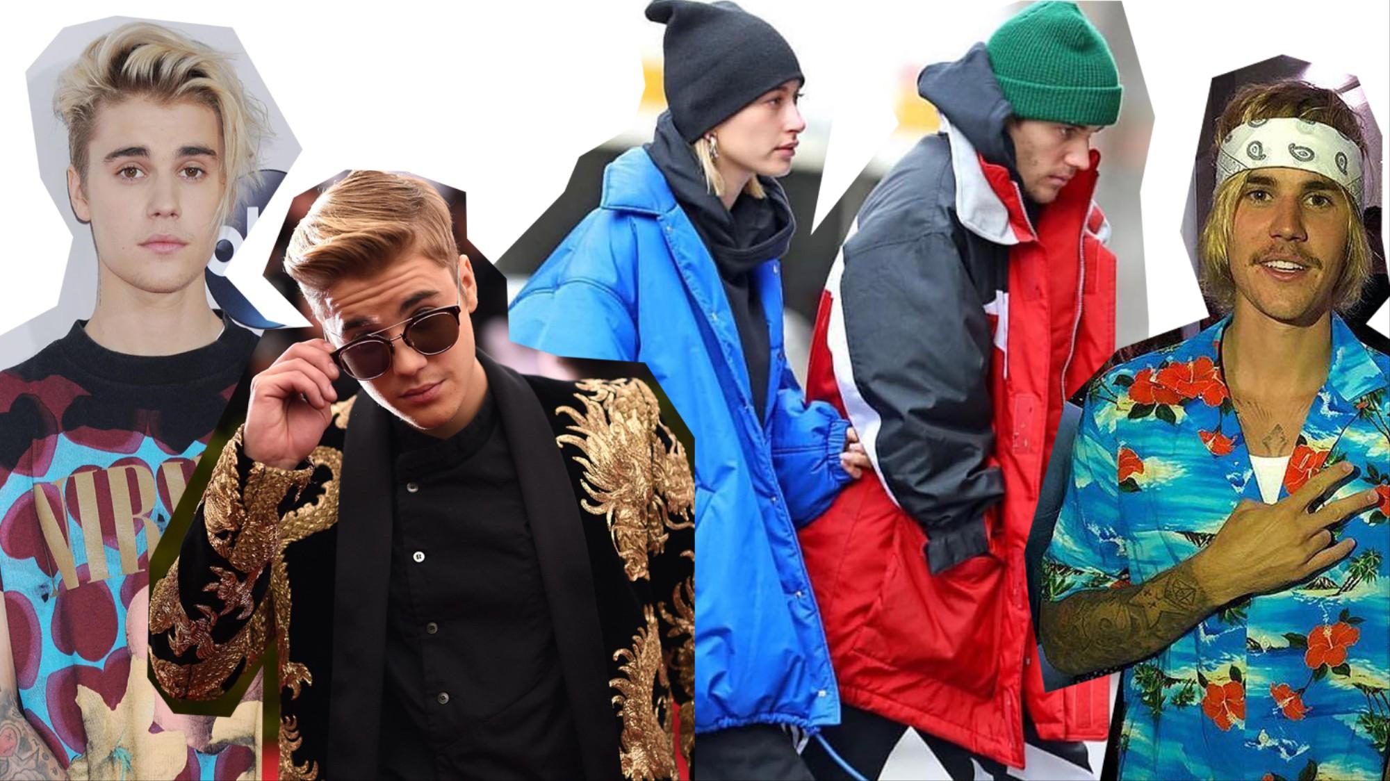 stile limitato vasto assortimento selezione premium Evoluzione stile Justin Bieber - i-D