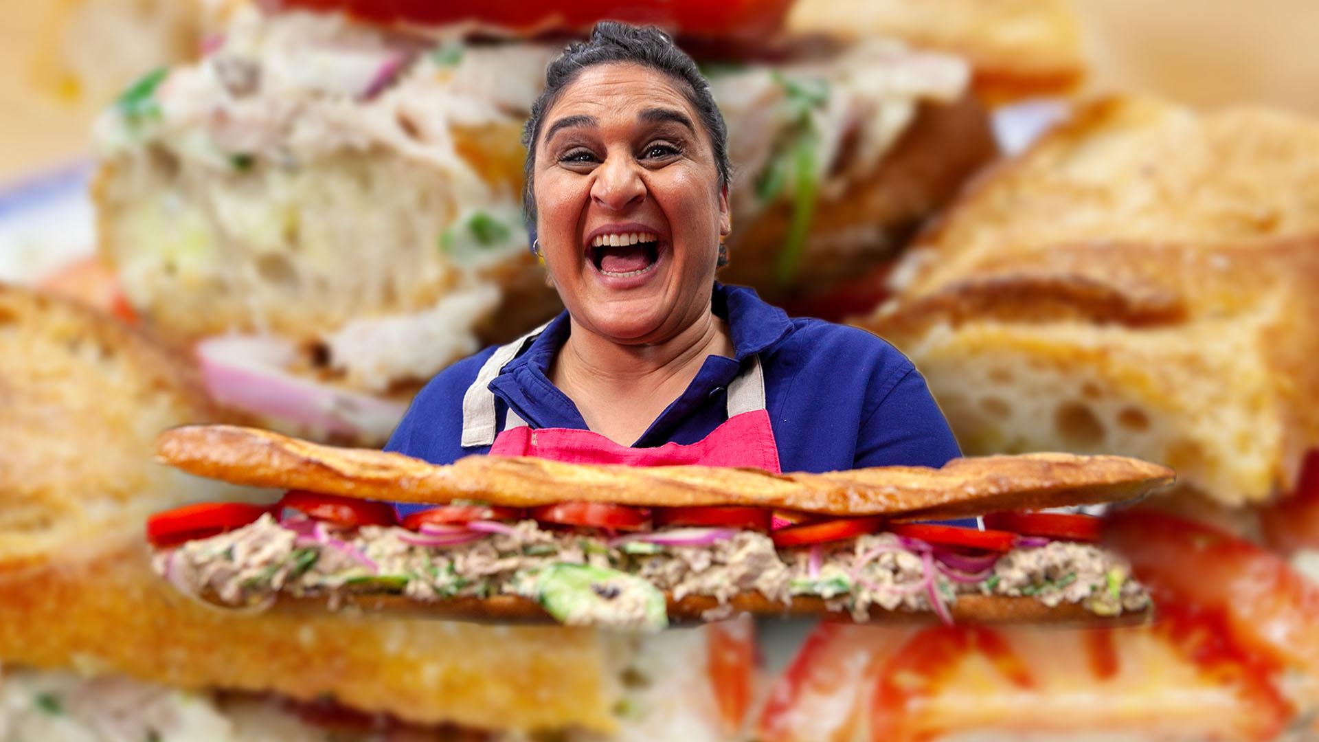 Video: Das beste Thunfisch-Sandwich der Welt