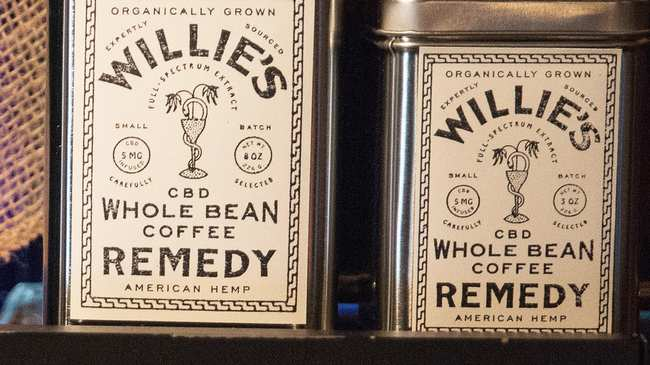 a1879a5e Even Willie Nelson Makes CBD Coffee Now - VICE