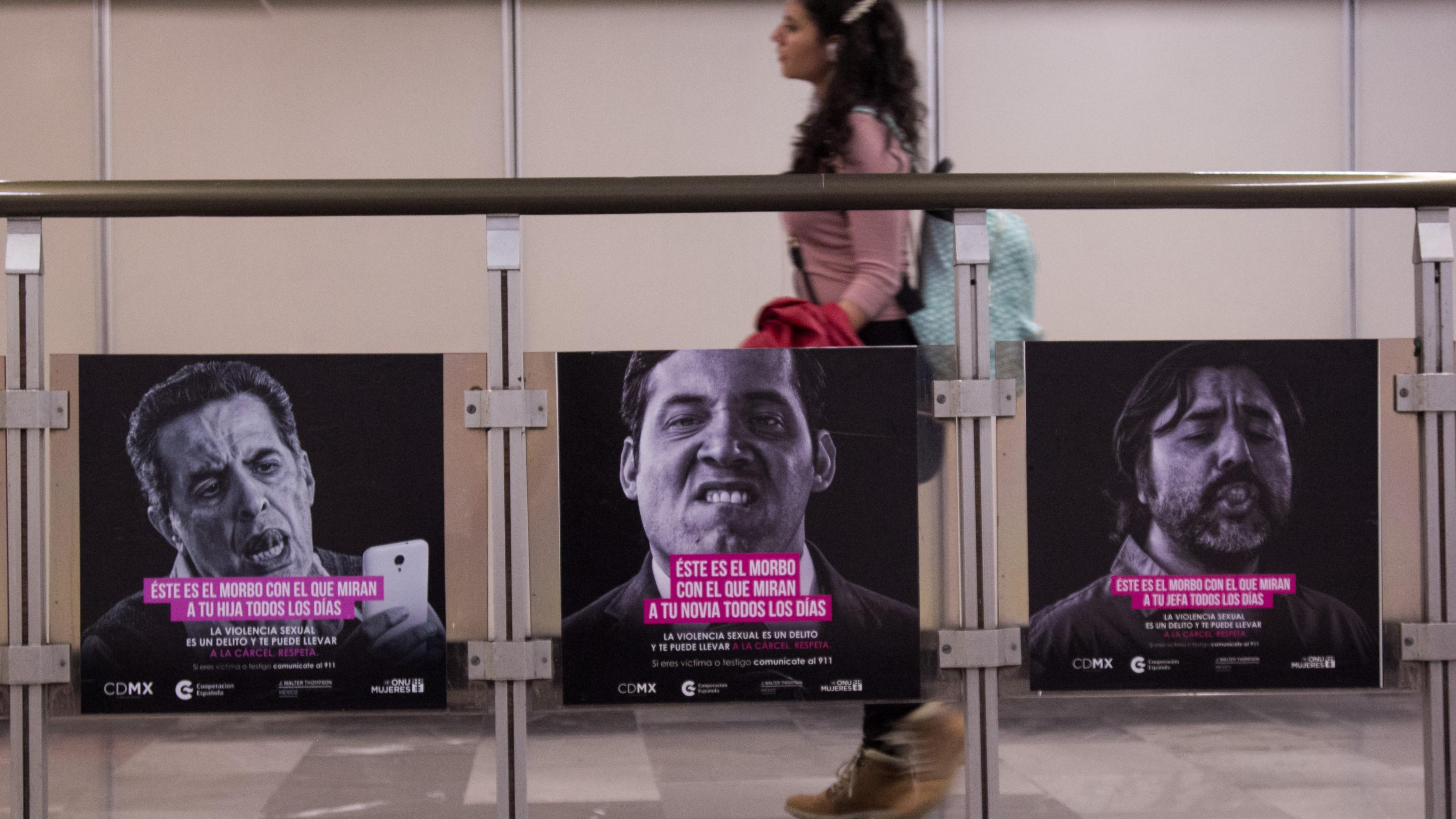 Acoso En Carceles Porno vice - videos de acoso sexual en el metro inundan páginas porno