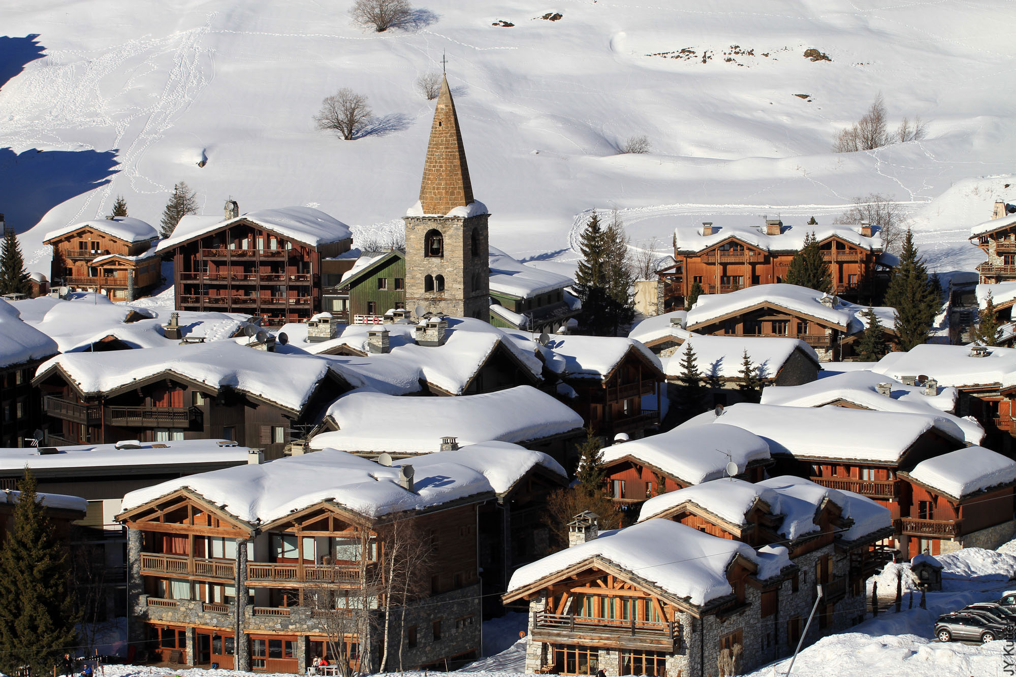 Best Ski Resorts in France | Val d'Isere