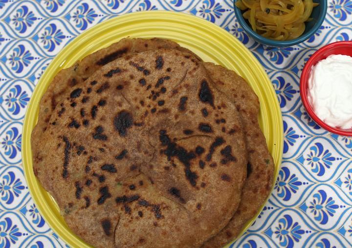Aloo Parathas Recipe