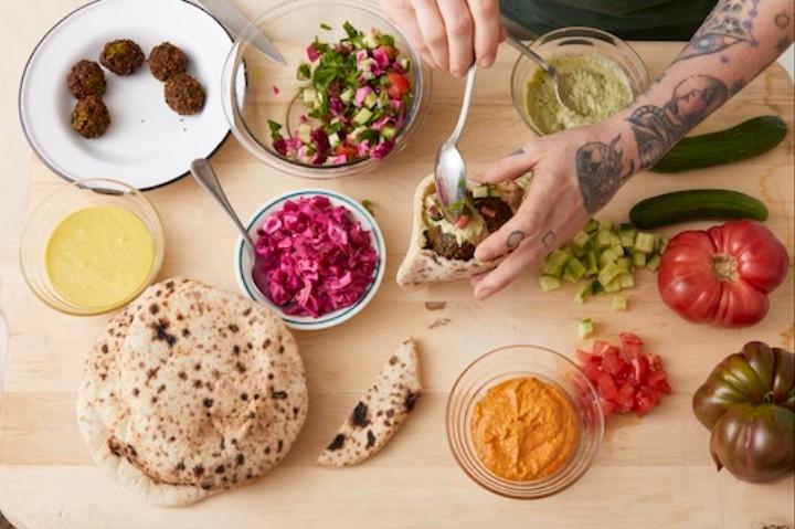 Easy Homemade Falafel Recipe