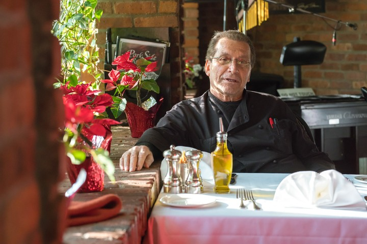 Tough Tony | What It's Like to Dine with One of NYC's Most Infamous Mafiosi*