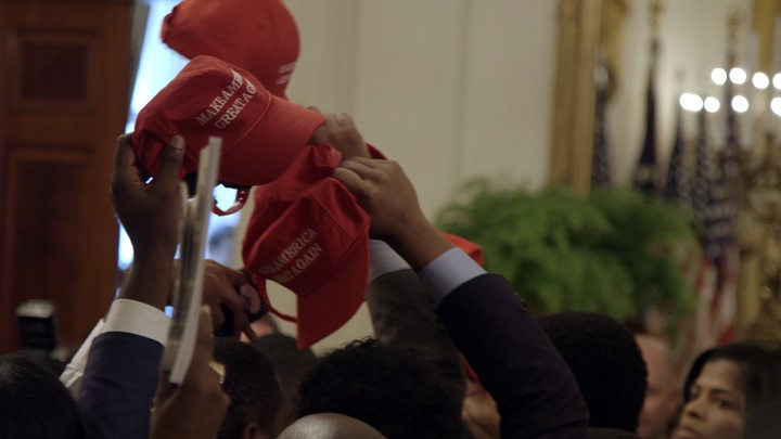 Black Republicans Told Us Why They're Sticking with Trump