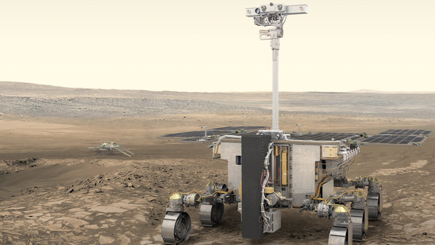 A Rover Named After DNA Pioneer Rosalind Franklin is Headed for Mars in 2020