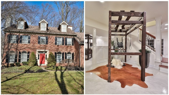 This Home Has 5 Bedrooms, 2.5 Baths, and [Squints] a Sex Dungeon?