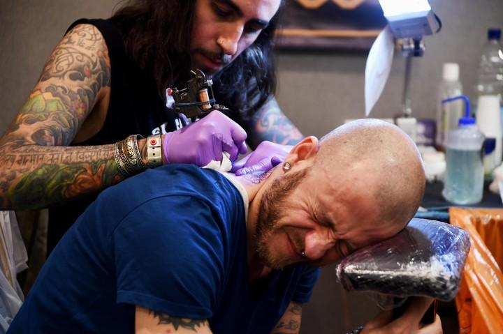 Les endroits les plus pénibles pour se faire un tatouage