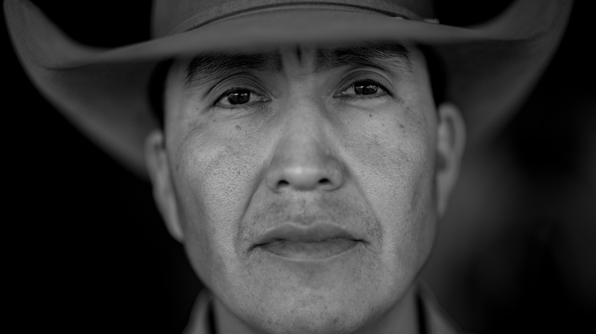 How This Trailblazing Navajo Cowboy Made Professional Rodeo History