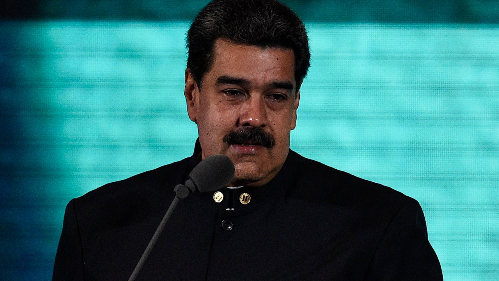 Venezuela's Maduro says Trump is a white supremacist and the White House is run by the Ku Klux Klan