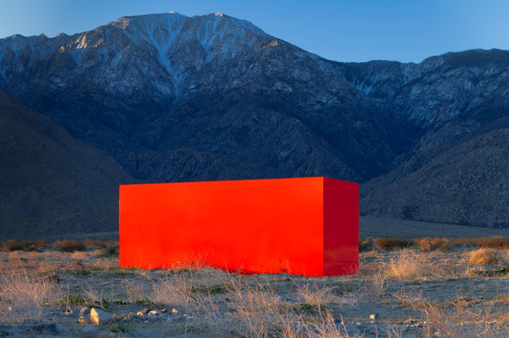 Sterling Ruby's 'SPECTER' Transforms the Cali Desert Into Something Strange and Surreal