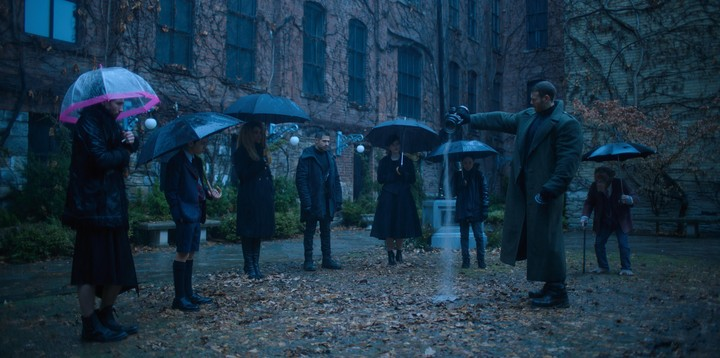 Netflix's 'The Umbrella Academy' Is Wonderful and Weird