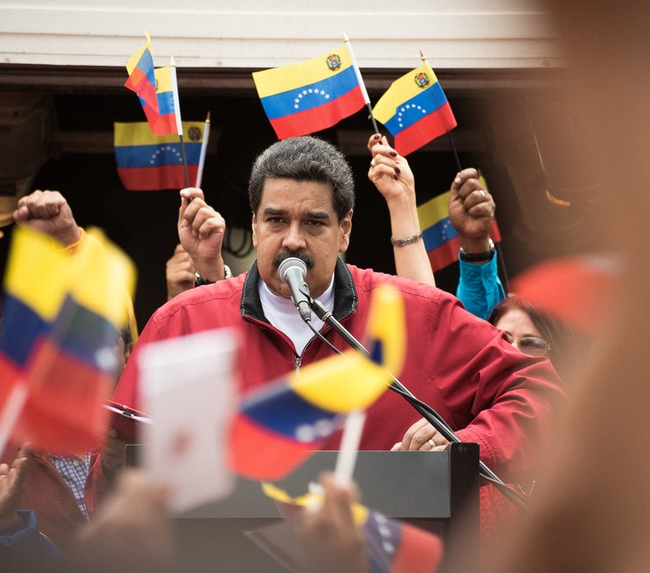 Venezuela's Government Appears To be Trying to Hack Activists With Phishing Pages