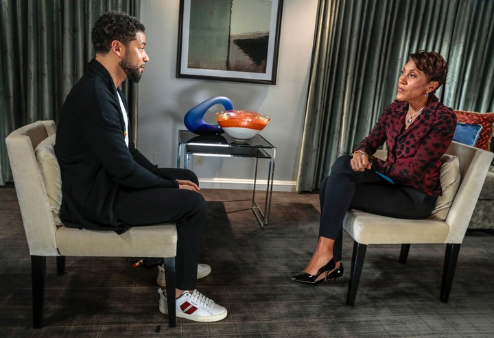 Jussie Smollett Reminds Us That Fame Doesn't Protect Queer and Trans POC