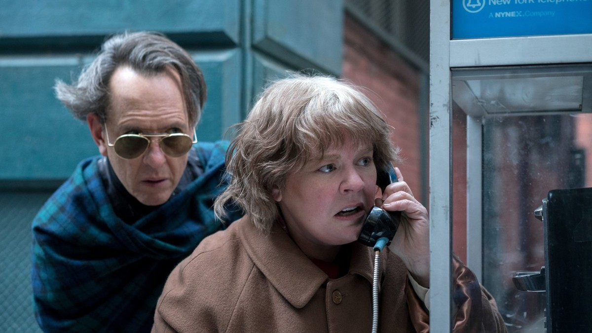 'can you ever forgive me?' is a touching portrayal of queer loneliness