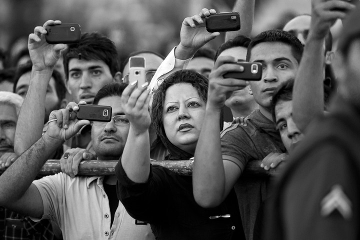 Death Observers | Photographing the Grim Spectacle of Public Executions in Iran