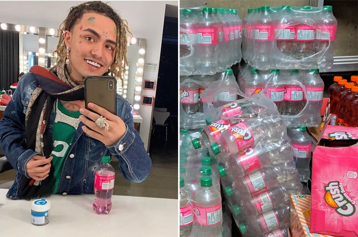 This Guy Is Selling Quebec Cream Soda to American Rappers for $200 a Box