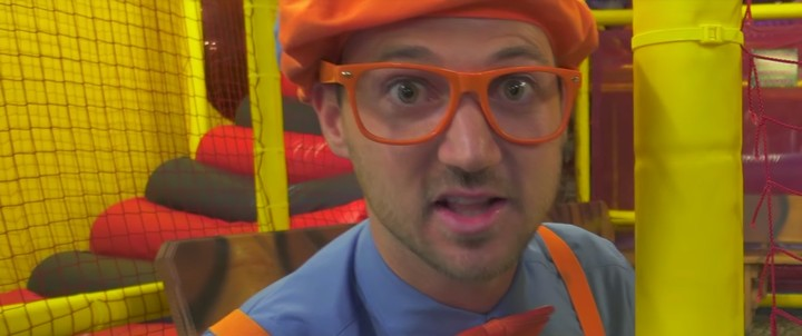 How Kids YouTube Star Blippi Used Copyright Law to Hide His Harlem Shake Poop Video