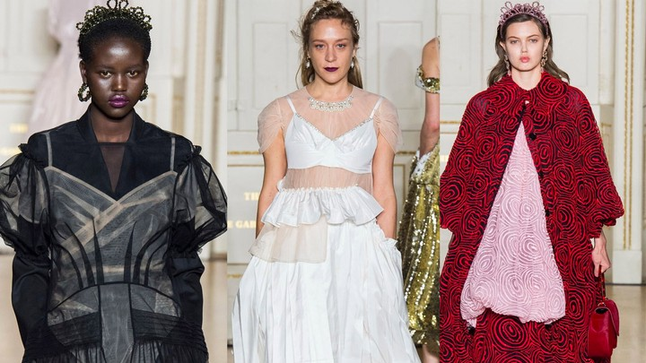 chloë sevigny joins iconic 90s and 00s faces for simone rocha's cross-generational celebration of womanhood