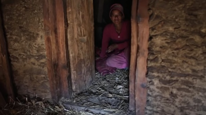 Nepalese Women Keep Dying After Being Banished to 'Period Huts'