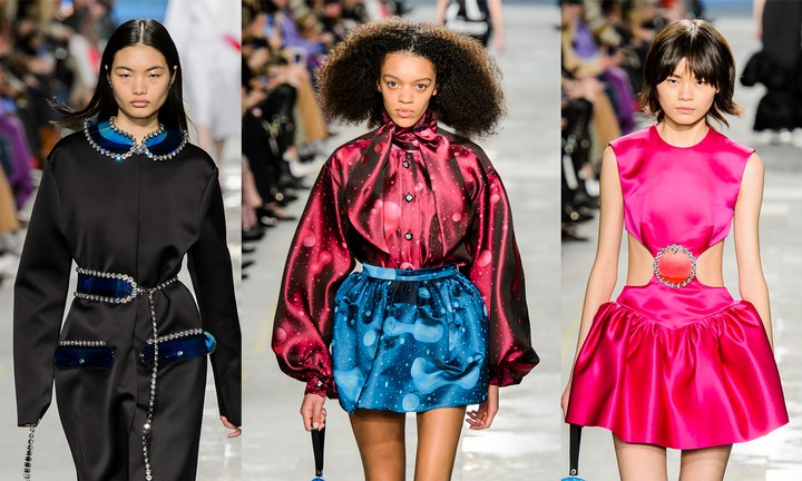 christopher kane invited us inside the fetish world's of looners, rubberists and sploshers