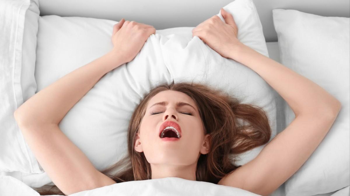Самый длительный струйный оргазм женщины — 12
