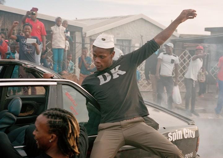 "Inside South Africa's Backstreet BMW Car ""Spinning"" Scene"