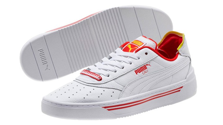 It's Wednesday, February 20, and In-N-Out Is Pissed About Puma's In-N-Out Sneakers