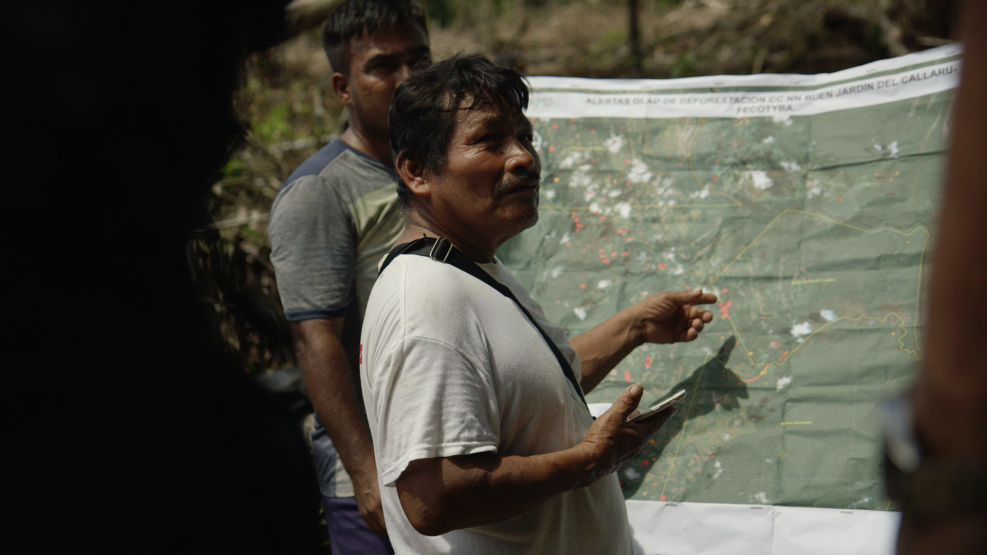 These indigenous Peruvians are fighting deforestation with drones and satellites